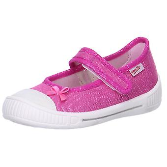 Superfit Girls Bella 261-64 Canvas Shoes Pink