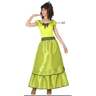 Traje de señora meridional de trajes de mujeres