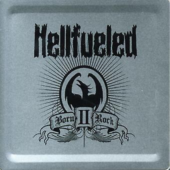 Hellfueled - født II Rock [CD] USA import
