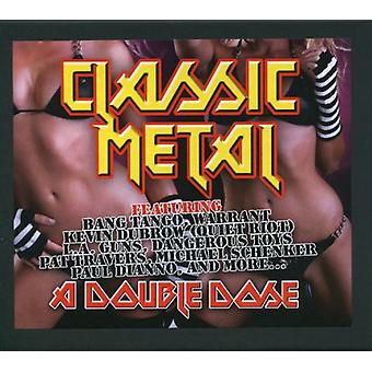 Classic Metal-a Double Dose - Classic Metal-a Double Dose [CD] USA import