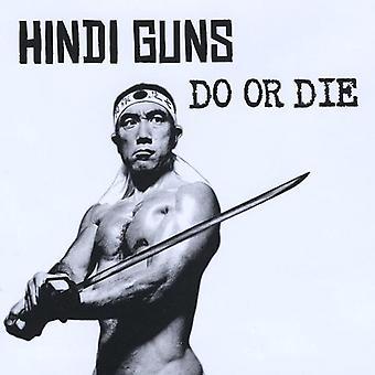 Hindi våpen - eller dø [DVD] USA importere