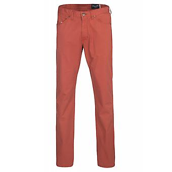 Wrangler jeans Greensboro pants men's trousers Orange