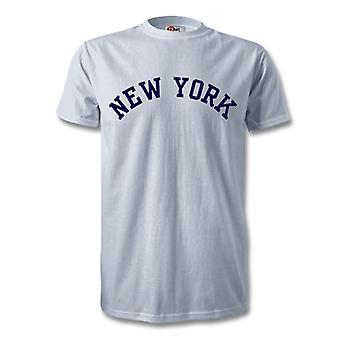 New York City College Style T-Shirt