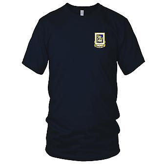 Pułku Piechoty - 364th armii USA haftowane Patch - Panie T Shirt