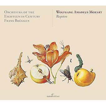 Mozart / orquesta del siglo XVIII - Mozart: Requiem; Importación de USA de kV 626 [CD]