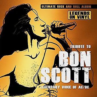 Verschiedene Künstler - Tribute to Bon Scott: legendäre Stimme AC/DC / Var [Vinyl] USA import