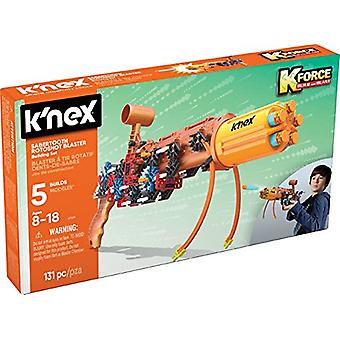 K'NEX K-Force Sabertooth RotoShot Blaster 136 Pieces