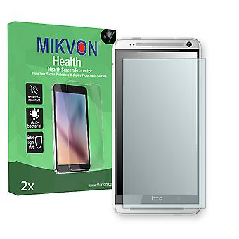 HTC T6 Screen Protector - Mikvon Health (Retail Package with accessories)