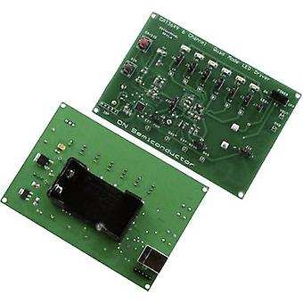 PCB design board ON Semiconductor CAT3649AGEVB