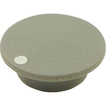 Cover + dot Grey Suitable for K21 rotary knob Cliff