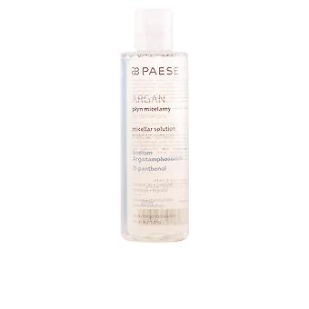 Paese Micellar vand Argan make-up Remover dame forseglet Boxed