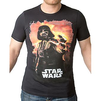 Star Wars Darth Vader Join The Dark Side Black T-Shirt