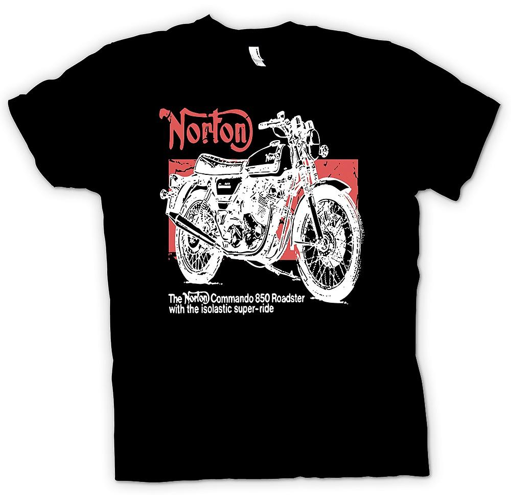 Kids T-shirt - Norton Commando 850 Roadster
