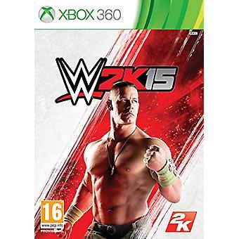 WWE 2K 15 (Xbox 360)