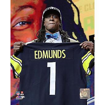 Terrell Edmunds 2018 NFL Draft #28 Draft Pick Photo Print