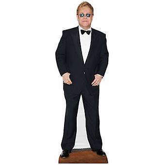 Elton John Lifesize pap påklædningsdukke