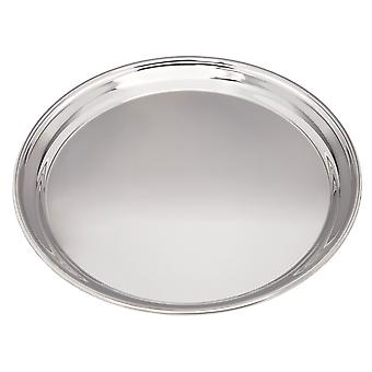 Large Pewter Tray