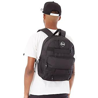Penny All Black Pouch Skateboarding Backpack