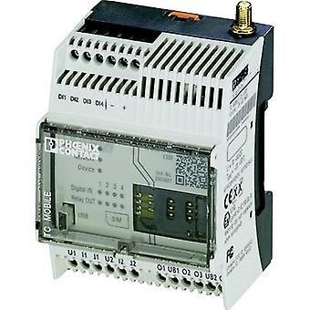 Modulo di contatto TC MOBILE I/O X200 GSM Phoenix 12 Vdc, 60 Vdc