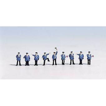 NOCH 36280 N 'Railway personnel' figures