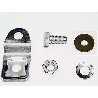 Rittal KL 1590.000 Wall mount Steel plate 1 pack
