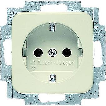 Busch-Jaeger Insert PG socket Duro 2000 SI, Duro 2000 SI Linear Cream-white 20 EUC-212
