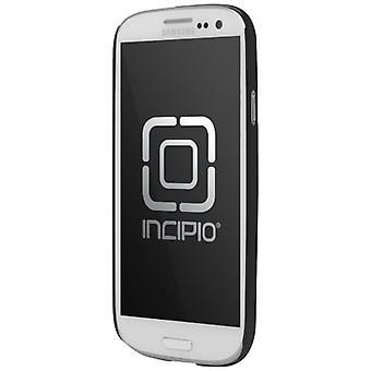 Pluma de incipio funda para Samsung Galaxy S3 - negro