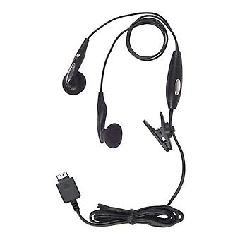 Wireless Solutions - Stereo Earbud Headset for LG CE110 CG180 CU575 CU720 Shine
