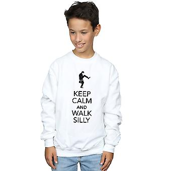 Monty Python Boys Keep Calm Sweatshirt