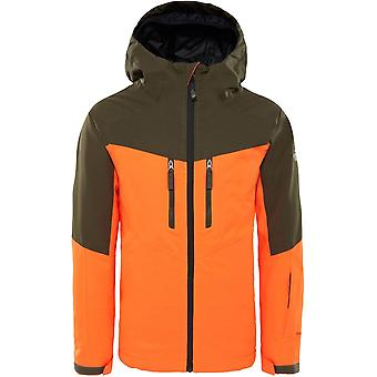North Face jongens Chakal Insulated Jacket - poeder oranje