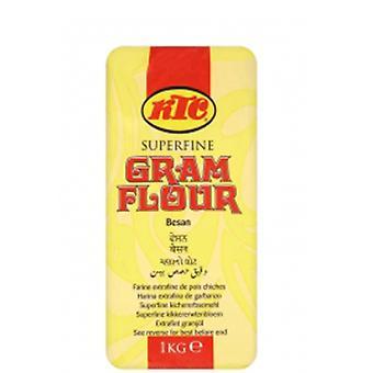 KTC Superfine Gluten freie Gramm Kichererbsenmehl