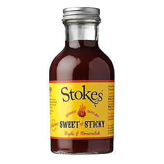 Stokes Sweet & Sticky BBQ Sauce