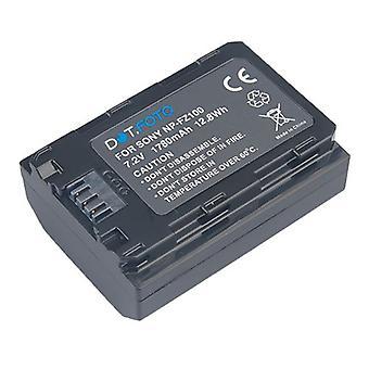 Batterie de rechange Dot.Foto Sony NP-FZ100 - 7.2V / 1780mAh - 7RM3-Sony Alpha ILCE, ILCE-7R Mark III, ILCE-9