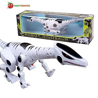 Boys Kids Jurassic T-rex dinosaur With large Electric Light Sound Robot Educational Best toys and gifts for children