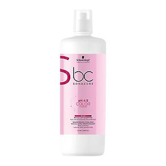 Schwarzkopf BC Color Freeze Silver Micellar Shampoo 1000ml
