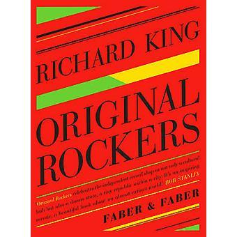 Ejes de balancín originales (principal) por Richard King - libro 9780571311804