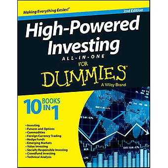 High-Powered Investing All-in-One For Dummies (2nd Revised edition) b