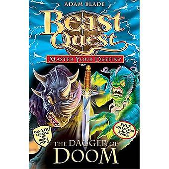 The Dagger of Doom by Adam Blade - 9781408314067 Book