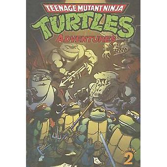 Teenage Mutant Ninja Turtles Adventures - Volym 2 av Dan Clarrain - K