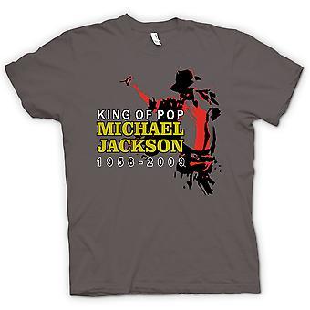 Dla dzieci T-shirt-Michael Jackson króla popu - Nowość
