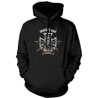 Mens-Hoodie - Motorhead - Best Of Rock Metal
