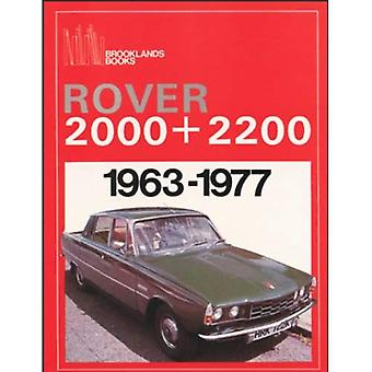 Rover 2000 and 2200 1963-1977 (Brooklands Books Road Test Series) (Brooklands Books Road Tests Series)