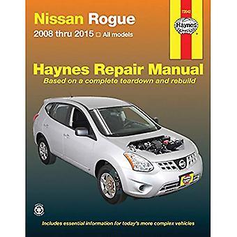 Nissan Rogue Automotive Repair Manual (Haynes Repair Manual (Paperback))