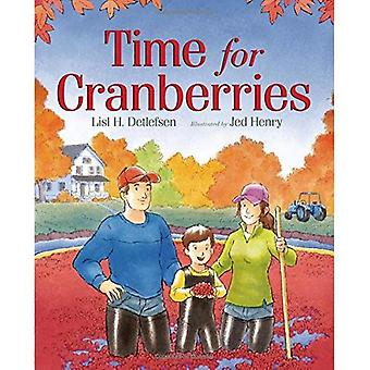 Time for Cranberries