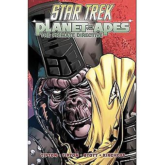 Star Trek/pianeta delle scimmie: la direttiva del Primate
