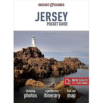 Insight Pocket Guide Jersey - Insight Pocket Guides (Paperback)