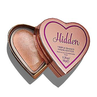 Makeup Revolution Glow Hearts Hardly Hidden