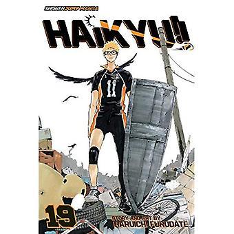 Haikyu!!, Vol. 19 (Haikyu!!)