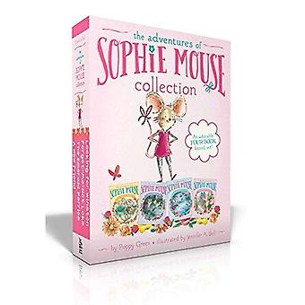 The Adventures of Sophie Mouse Collection: A New Friend; The Emerald Berries; Forget-Me-Not Lake;� Looking for Winston (Adventures of Sophie Mouse)