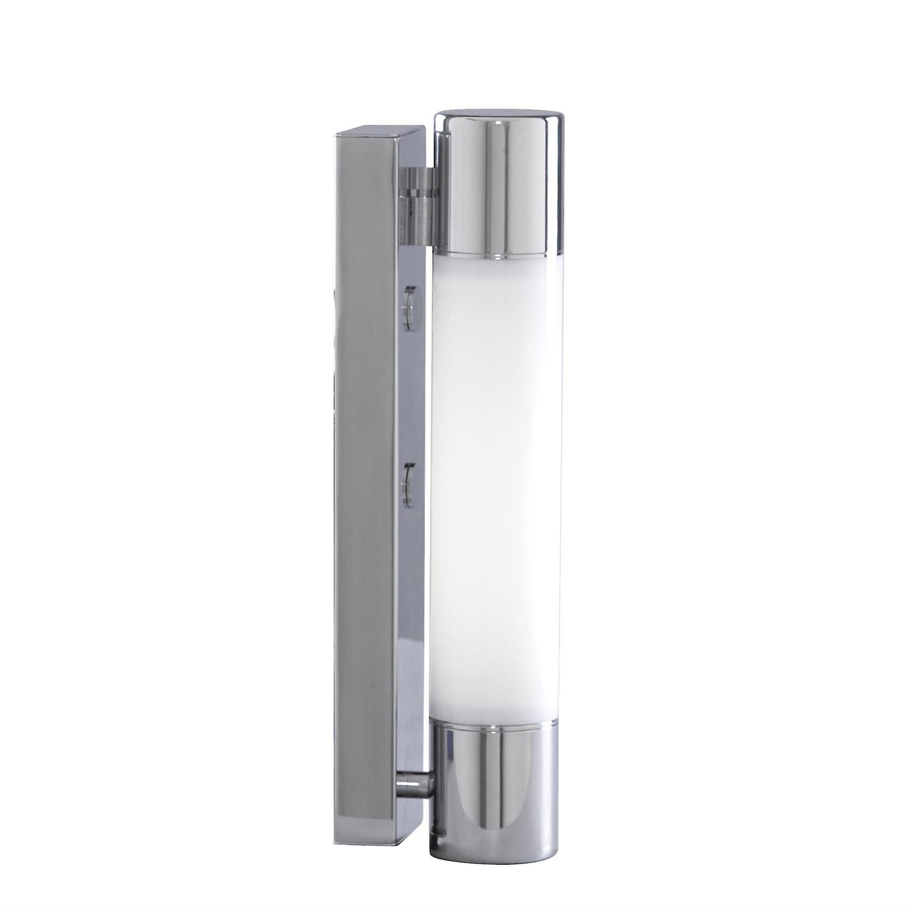 Poplar Chrome LED Bathroom Wall lumière - Searchlumière 2208CC-LED